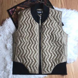 Christopher Raeburn Primaloft Zip Up vest Small